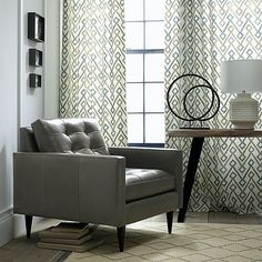 """Maddox 50""""x84"""" Curtain Panel 