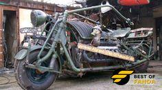 největší motorka na světě.
