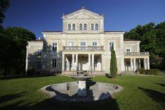 Pałac Raczyńskich, Złoty Potok. Raczynski's palace, Zloty Potok.