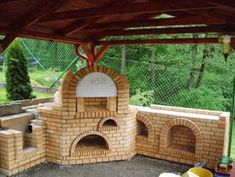 KRBY Pergola, Outdoor Structures, Grilling, Fireplaces, Arbors