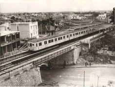 Public Transport, Athens, Trains, Transportation, Train
