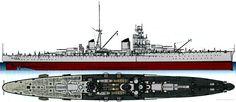 """Crucero clase Zara"""""""