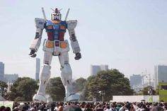 Giant robots IRL