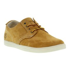 Timberland Boots, Shoes, Mens Newmarket Fulk Oxford Wheat - £84.99