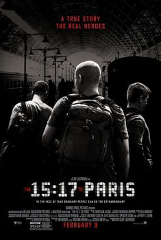 """Destiny will lead them to somewhere unexpected. Are you ready to be a part of this journey? THE 1517 To Paris a true story directed by Clint Eastwood in cinemas on 9th February. This post is in partnership with Warner Bros. Free products or compensation will be received. All opinions expressed are still honest and my own From Clint Eastwood comes """"The 15:17 to Paris,"""" which tells the real-life story of three men whose brave act turned them into heroes during a highspeed railway ride. In the…"""