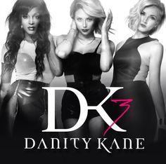 DANITY KANE ladies rocking Velour Lashes on their album cover!