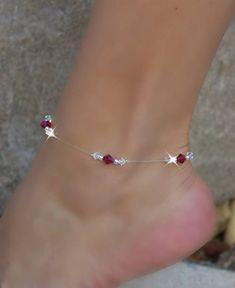 Swarovski Crystal Stretch Anklet/Beach Jewelry/Beach Wedding/Bridal Jewelry/Summer/Valentines Day - The Effective Pictures We Offer You About minimalist jewelry A quality picture can tell you many t - Beach Jewelry, Cute Jewelry, Bridal Jewelry, Women Jewelry, Fashion Jewelry, Jewlery, Gold Jewellery, Silver Jewelry, Ankle Jewelry