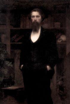 Pellizza da Volpedo · Autoritratto · 1897-99 · Uffizi · Firenze