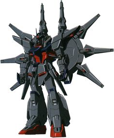 The ZGMF-X666S Legend is a mobile suit which appears in Mobile Suit Gundam SEED Destiny. It is piloted by Rey Za Burrel.