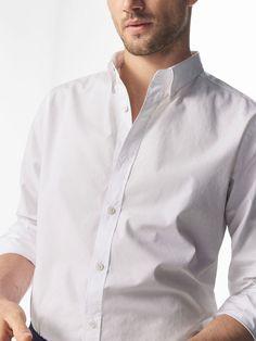Men's Casual Shirts | Massimo Dutti Spring Summer 2017