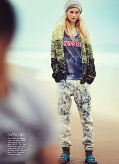 BOARDWALK EMPIRE: WYLIE HAYS BY BOO GEORGE FOR TEEN VOGUE APRIL 2013