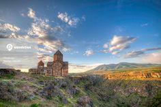 Ohanavank Monastery and Ara: the King Mount of #Armenia. #Wandelion #Nature #Church #Photography