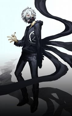 Browse Tokyo Ghoul Ken Kaneki collected by Bugster B and make your own Anime album. I Love Anime, Anime Guys, Manga Anime, Anime Art, Itori Tokyo Ghoul, Ken Kaneki Tokyo Ghoul, Ayato, Anime Comics, Cool Art
