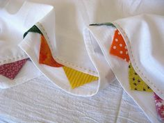 Sewing Miss Abigail's Hope Chest: Wedding Gift - Prairie Points