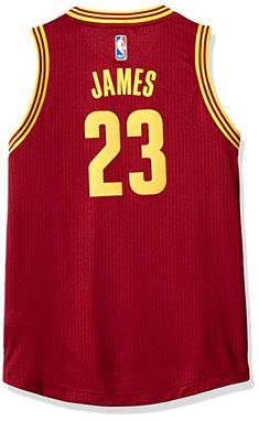 NBA Cleveland Cavaliers Lebron James Boys Player Swingman Road Jersey 453290f29