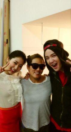 park shin hye and jang geun suk together again<3 #psh #jgs #princejgs