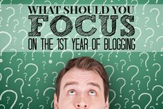 D&R 016: What Should You Focus On Your First Year of Blogging