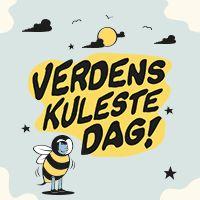23. august, kl 11-16, skal jeg på VERDENS KULESTE DAG på Akershus Festning! Lag ditt eget kart på verdenskulestedag.no og bli med du også da vel?