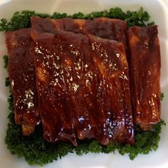DO NOT MISS PINNING THIS! Bam Bam's BBQ Competition Spare Rib Recipe! Soooooo good!