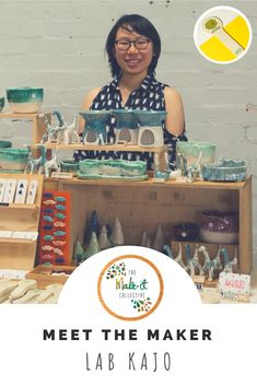 Lab KAJO ceramics is a Melbourne-based boutique ceramic studio. I create handmade jewellery, homewares, tableware and small objects with inspiration from. The Make, How To Find Out, How To Make, Maker Labs, Vibrant Colors, Colours, Ceramic Studio, Handmade Jewellery, Boss Lady