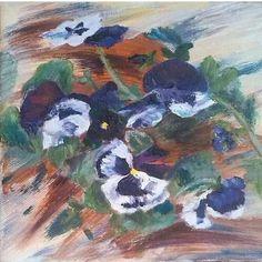Sirôtky Akryl na platne, 20x20 Painting, Art, Art Background, Painting Art, Kunst, Paintings, Performing Arts, Painted Canvas, Drawings