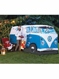 Volkswagen Camper Tent - VW Tent - Camping   Solutions