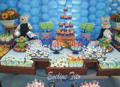 Encontrando Ideias: Festa Brinquedos Antigos!!!