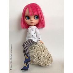 Un preferito personale dal mio negozio Etsy https://www.etsy.com/it/listing/514341085/ooak-custom-blythe-doll-fake-stella