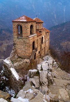 Asenovata Krepost, Bulgaria.