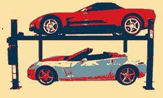 Unite U8K-SS Storage Lift $2,395.00 4 Post Lift, Ss, Racing, Storage, Running, Purse Storage, Auto Racing, Larger, Store