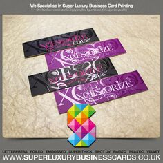 Luxury Business Cards, Spot Uv, Letterpress, Artisan, Prints, Letterpress Printing, Letterpresses, Craftsman