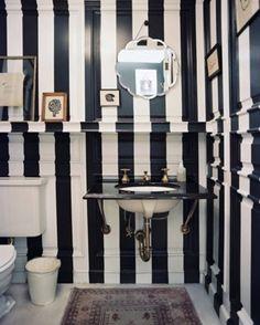 Nautical Home design and decoration Bathroom Inspiration, Interior Inspiration, Design Inspiration, Design Ideas, Interior Ideas, Home Interior, Interior And Exterior, Interior Design, Bathroom Interior