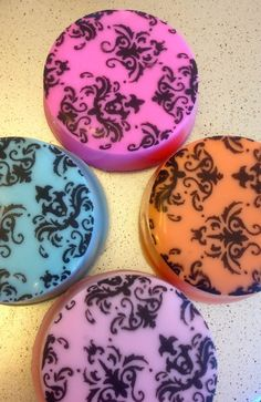 Edible Wedding Favors  Damask Print Oreos Frost by FrosttheCake, $24.00