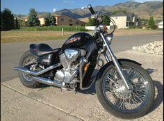 Honda-Shadow-VLX-600cc-Bobber-Motorcycle-4