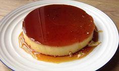 Lindsey Bareham and Simon Hopkinson's creme caramel
