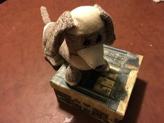 Stuffed daushound $10