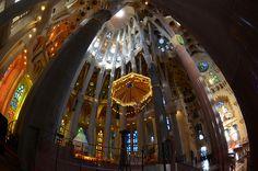 Sagrada Familia - a view of the...  Please........ Like, repin   Share. 1000 Tanks!!