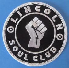 NORTHERN SOUL PATCH - COLLECTABLE SOUL CLUB PATCH Soul Patch, Northern Soul, Patches, Club