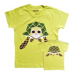 T-shirt Turtle by Mibo