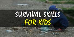 Disaster may strike at any time and any place. Though you will no doubt do all you can to protect your children or grandchildren from harm, you may not always be around to look out for them. Even though they're still young, they should know some basic survival skills so that in the event you …