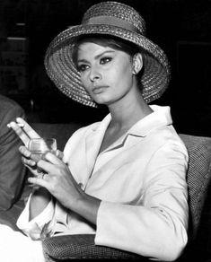 Sophia Loren - Sophia Loren Photo (14908741) - Fanpop