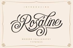 Rosaline Update by sizimon on @creativemarket