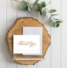 You can never have too many thank you cards on hand, especially during sorority recruitment season! Generic thank you cards are available with envelopes included. Interiors are blank.