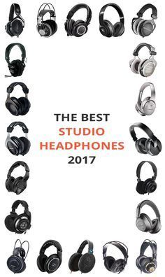 Best Studio Headphones 2017 – Buyer's Guide and Reviews
