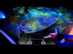 'Mystere' by Cirque du Soleil at Treasure Island in Las Vegas.  It was fabulous.  August 7, 2012.   JBD