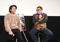 Gintama Live Action Movie Part 2 Follows in Summer 2018 | MANGA.TOKYO  Gintama Live Action Adaptation |  Shun Oguri, who plays protagonist Gintoki in the movie, and director Yuichi Fukuda