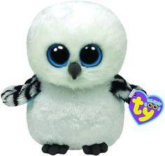 Ty Beanie Boos Plush - Spells owl