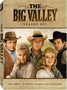 The Big Valley-my eldest son's first name spelling came from this show....the lawyer in the family...just looks at the credits on the show. M