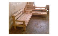 muebles de terraza de madera - Buscar con Google