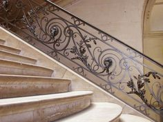 Stair Railing - Design From Antiquity - BAL0703